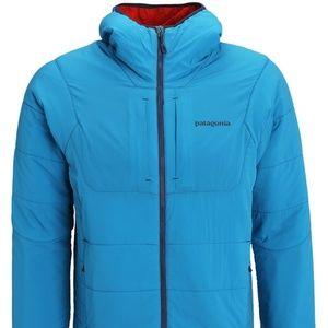 Patagonia Mens Nano-Air Hoody Jacket XXL Blue